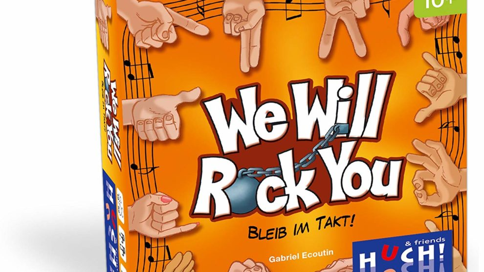 we will rock you spielanleitung
