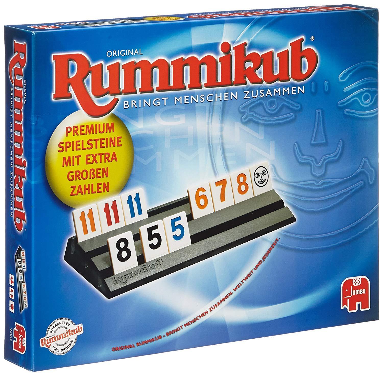 Regeln Rummikub
