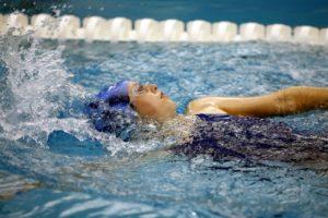 Rückenschwimmen