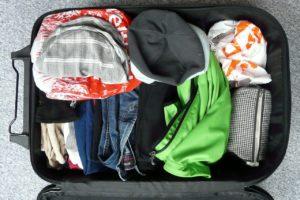 Ich packe meinen Koffer