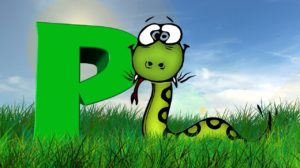 Schlangen treten