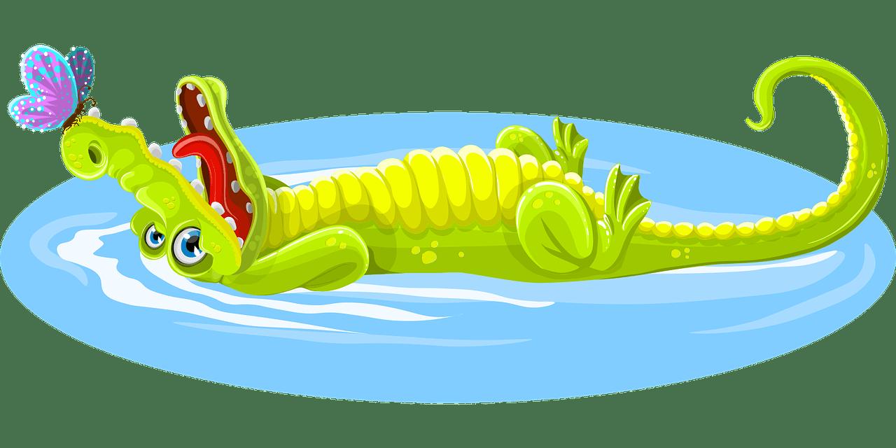 kampf der aligatoren