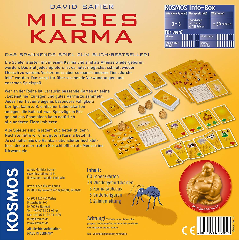 Mieses Karma Spiel