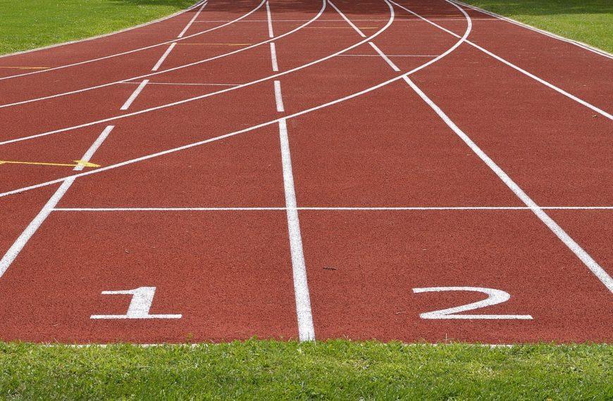 200m-Lauf