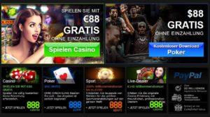 com Casino bonus