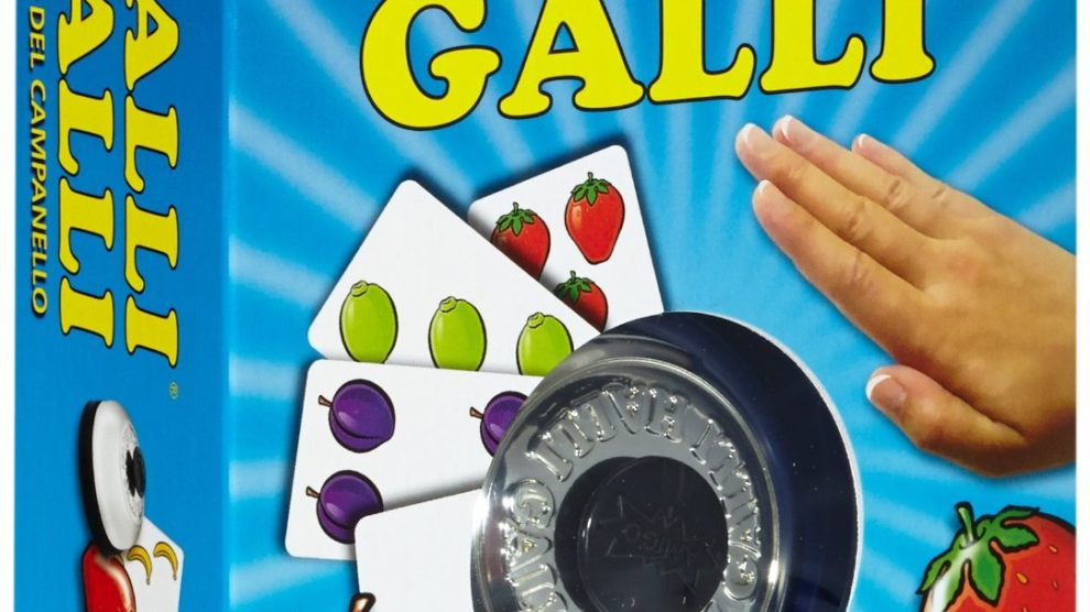 Halli Galli Anleitung