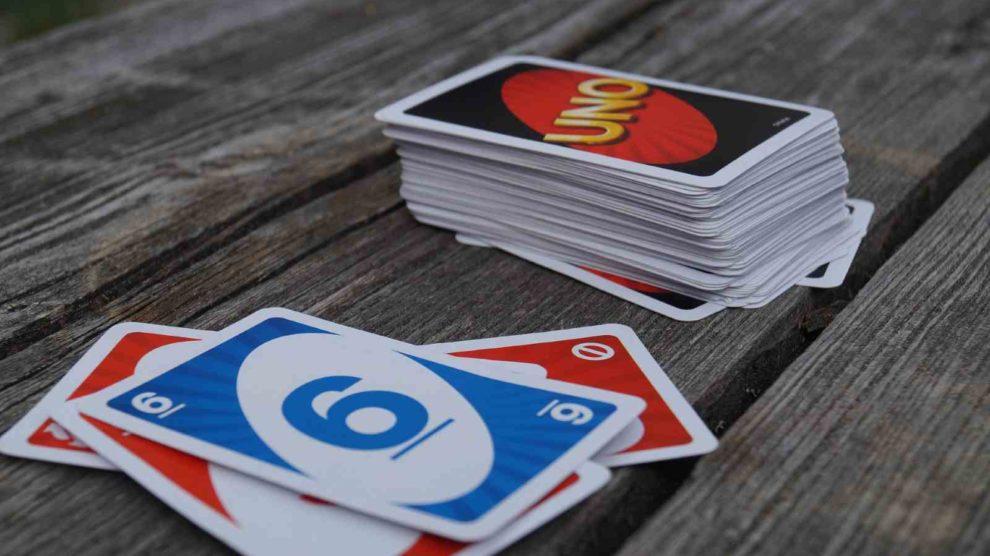 Spielregel Uno