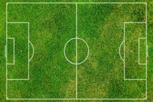 Anstoß Fußball