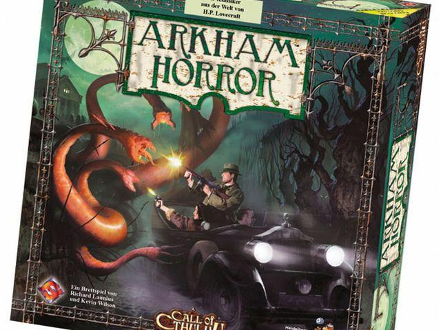 Arkham Horror Bild I