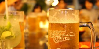 Bier und 'nen Appelkorn