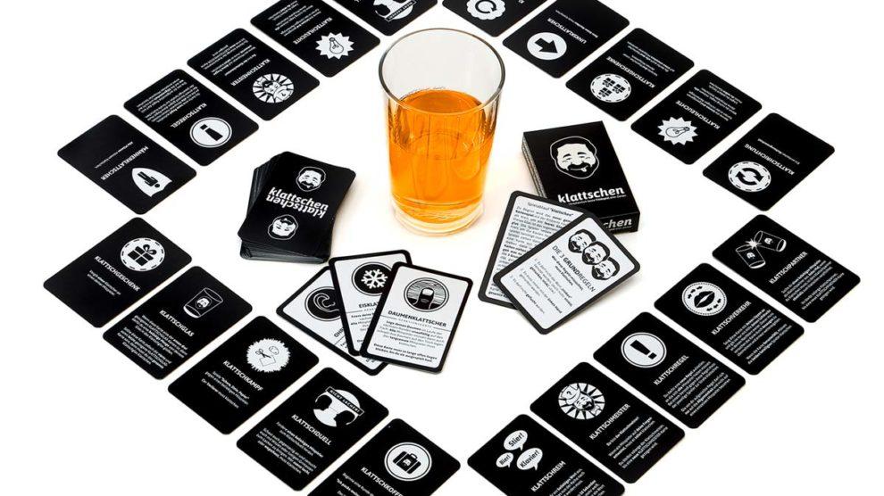 Klattschen Trinkspiel Regeln
