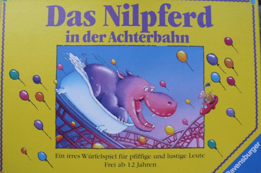 Das Nilpferd In Der Achterbahn Anleitung