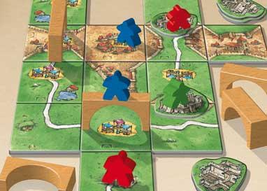 Carcassonne Brücken Burgen und Basare