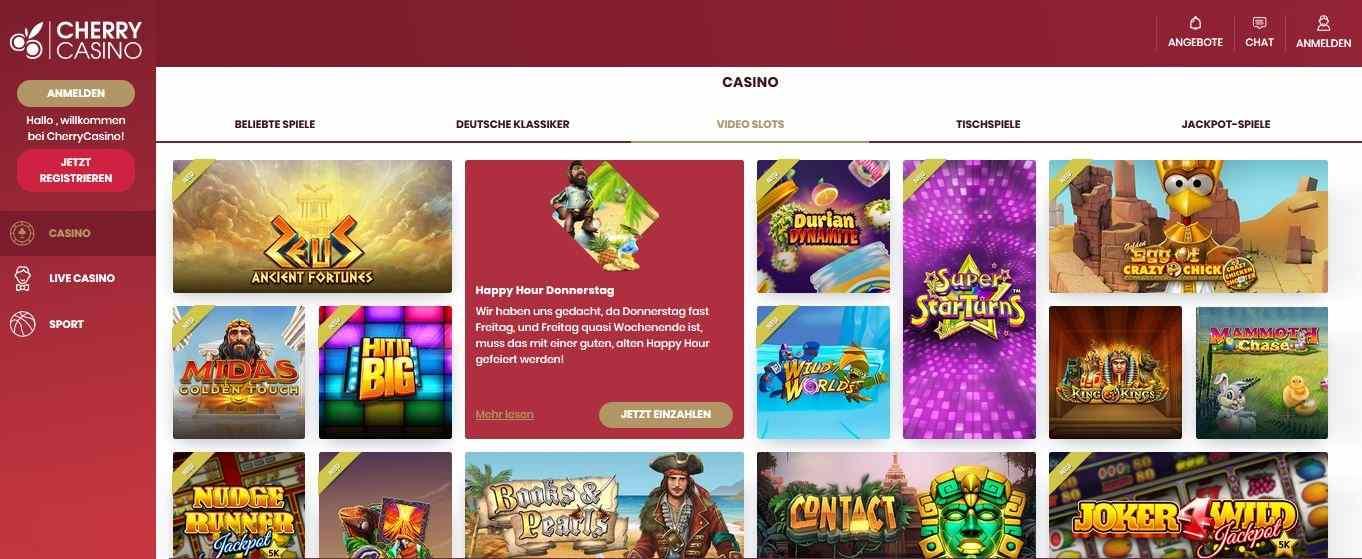 Cherry Casino Online 1