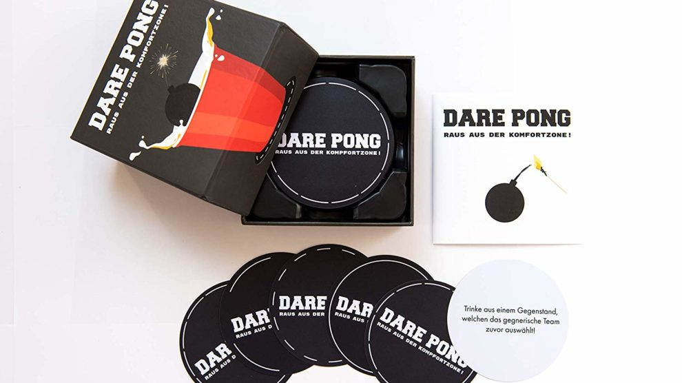 Dare Pong