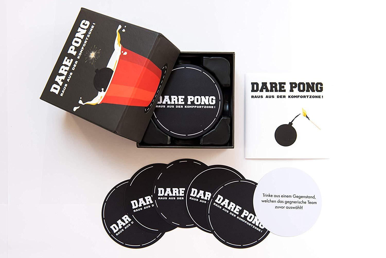 Beer Pong Spielregeln