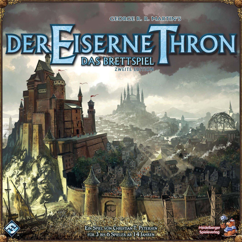 Der Eiserne Thron – Das spannende Brettspiel in Westeros