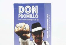 Don Promillo Trinkspiel