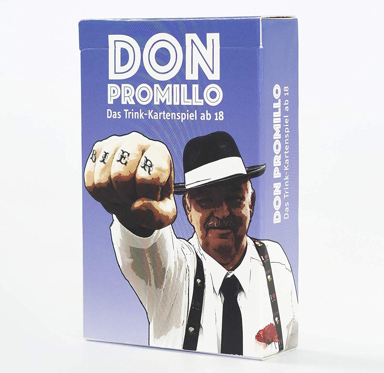 Don Promillo Trinkspiel