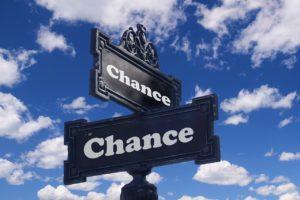 Doppelte Chance
