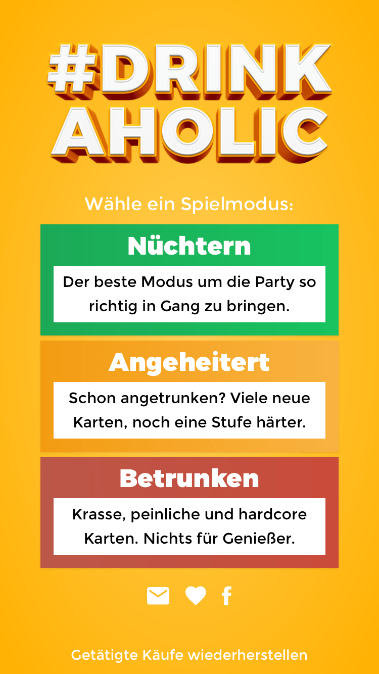Trinkspiel Apps