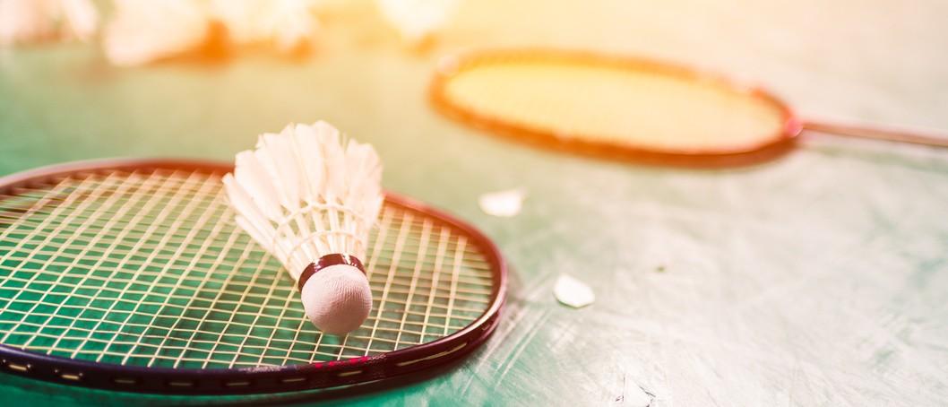 Badminton Ausrüstung