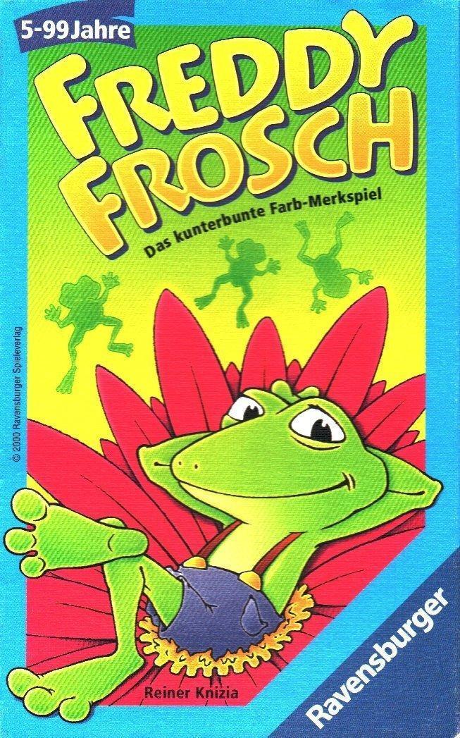 Frosch Whatsapp Spiel