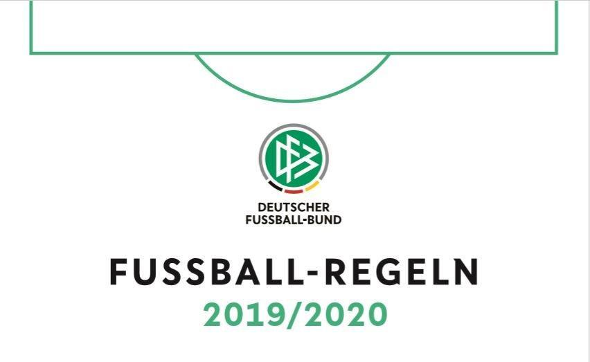Dfb Fussball Regeln 2019 2020 Pdf Download Spielregeln De