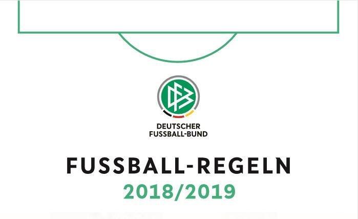 Dfb Fußballregeln
