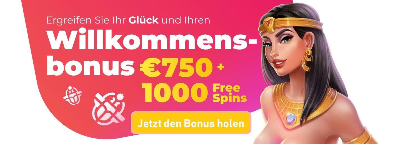 Glueck24 Willkommensbonus