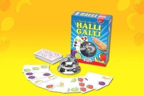 Halli Galli Regeln