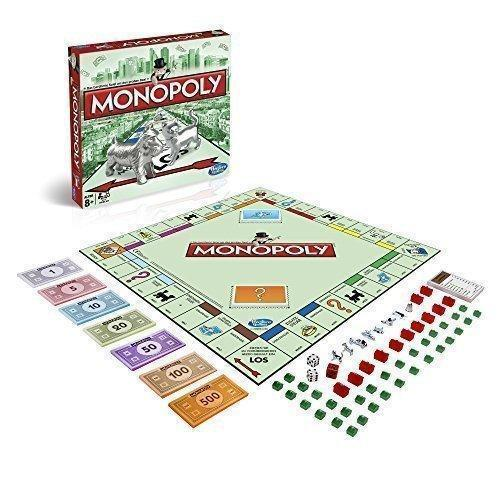 spielvarianten monopoly