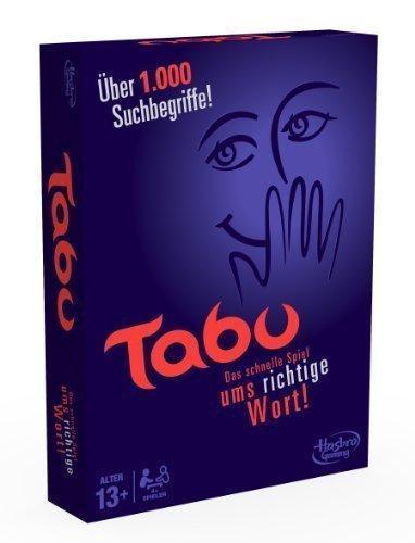 Hasbro A Tabu Edition