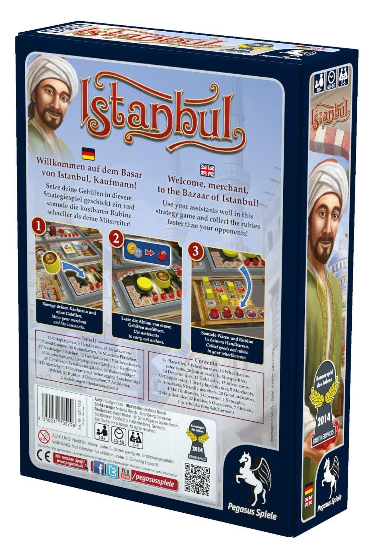 Istanbul Spiel