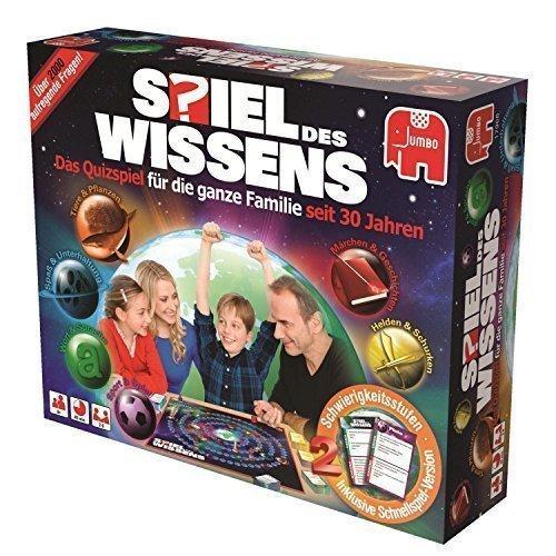 Spielanleitung Spiel Des Wissens