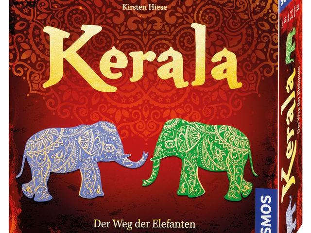 Kerala – das Elefanten Festival