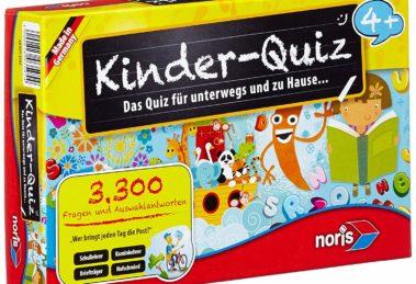Kinder Quiz Spielanleitung