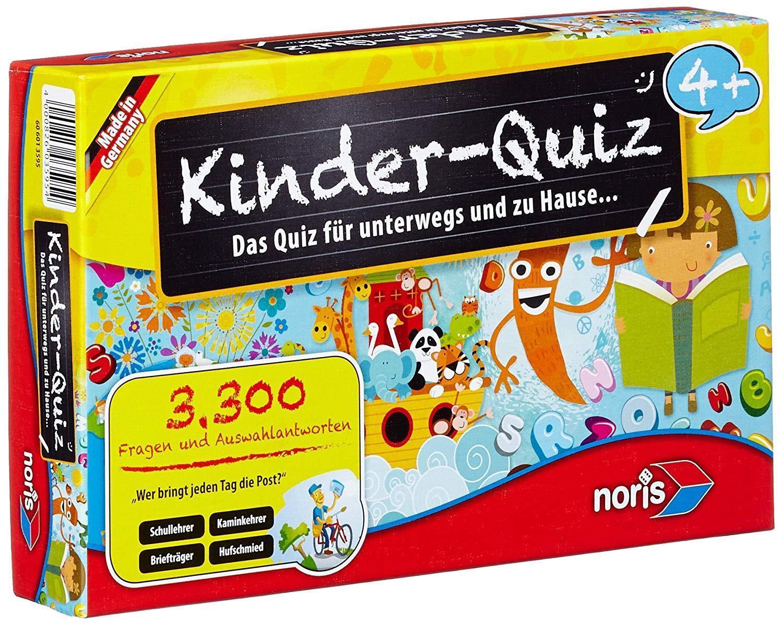 Kinder Quiz Spiel
