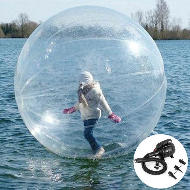 Laufball Wasser
