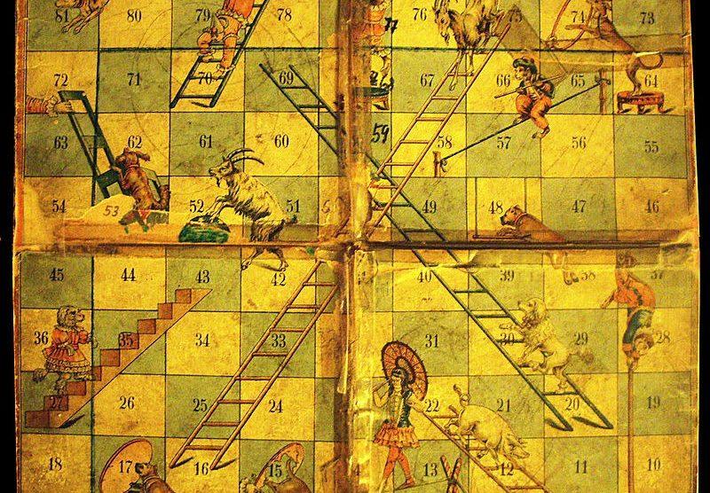 Spielanleitung Leiterspiel