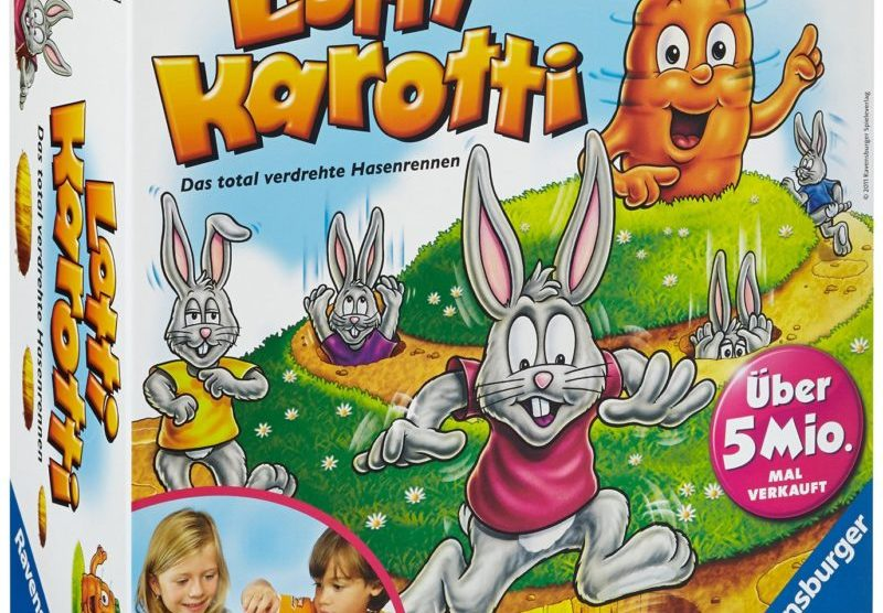 Lotti Karotti Anleitung
