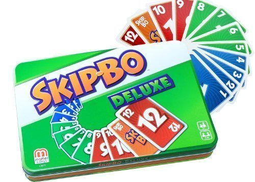 Spielregeln Skip Bo