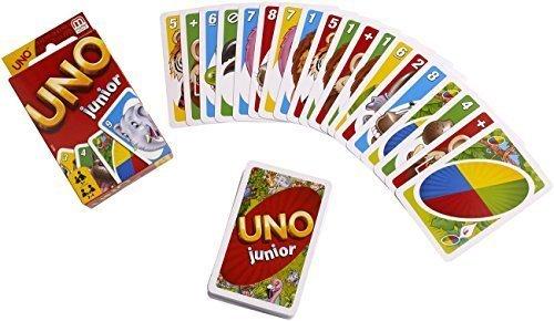 Uno Junior Regeln