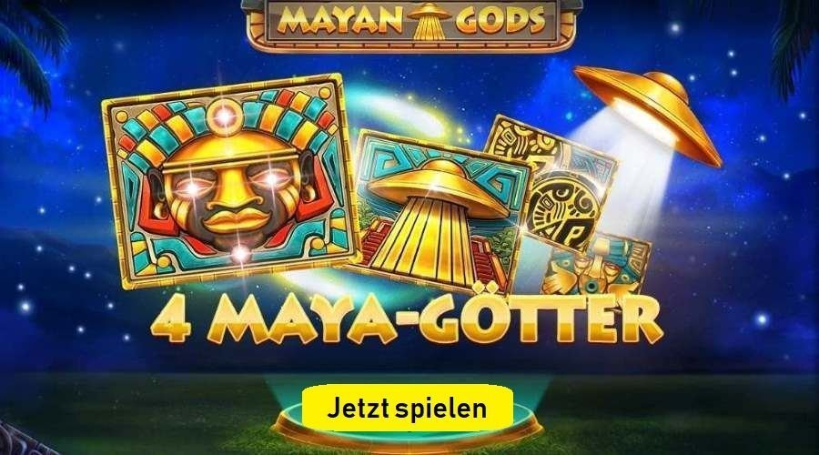 Mayan Gods spielen