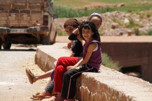 Meine Tante aus Marokko
