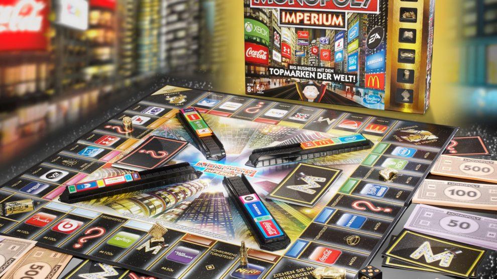 Monopoly Imperium Regeln