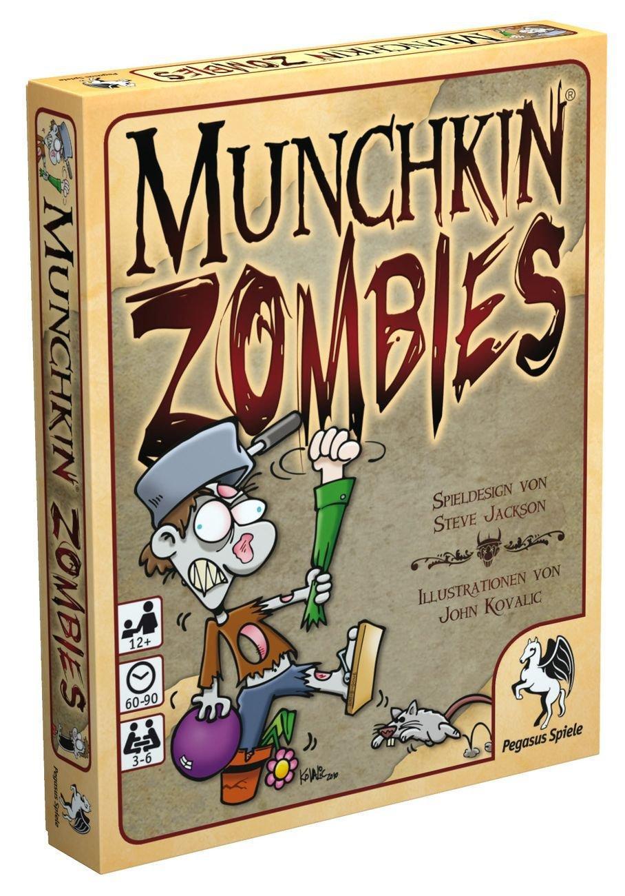 Munchkin: Zombies