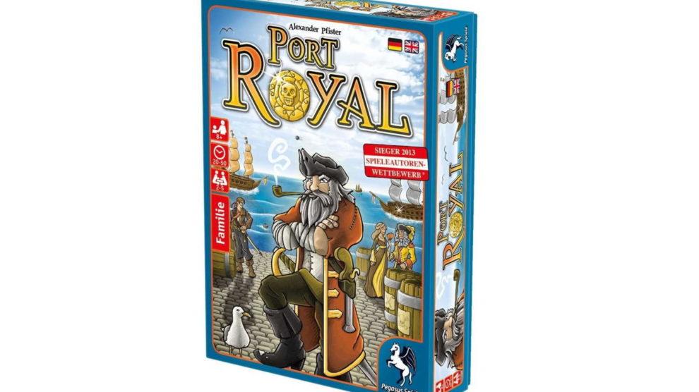 Port Royal Pegasus Spiele