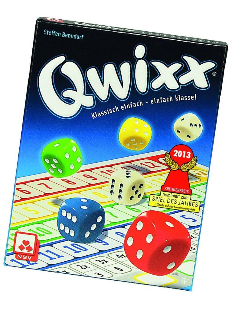 Qwixx Spiel