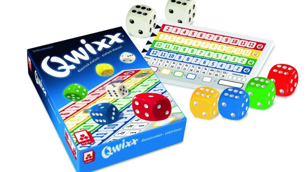 Qwixx Spielregeln